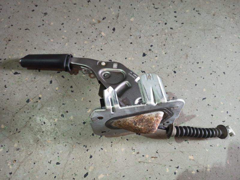Ручка ручного тормоза Opel Astra H ХЭТЧБЕК 5Д Z14XEP 2006 (б/у)
