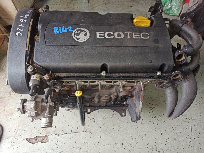 Двигатель Opel Insignia ХЭТЧБЕК A18XER 2012 (б/у)