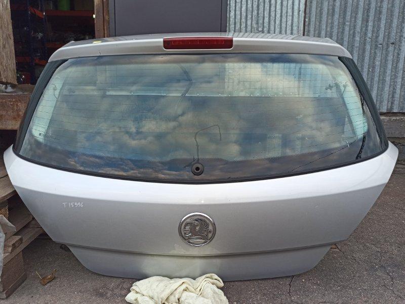 Крышка багажника Opel Astra H ХЭТЧБЕК 5Д Z14XEP 2006 (б/у)