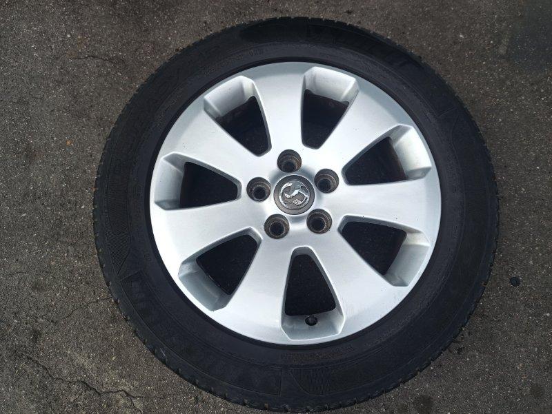 Диск колесный литой Opel Insignia ХЭТЧБЕК A18XER 2012 (б/у)