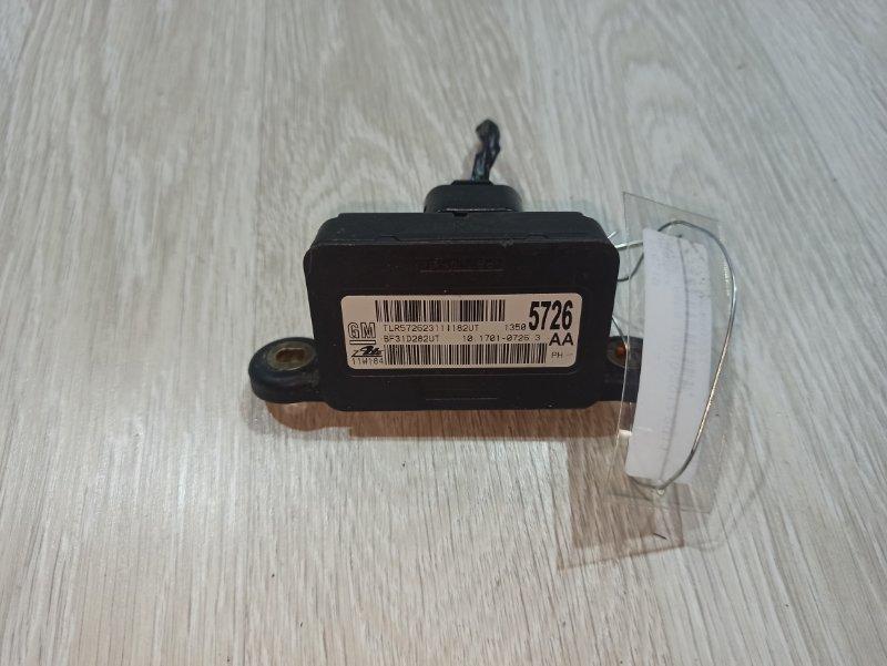 Датчик курсовой устойчивости Opel Astra J ХЭТЧБЕК 5Д A14XER 2011 (б/у)