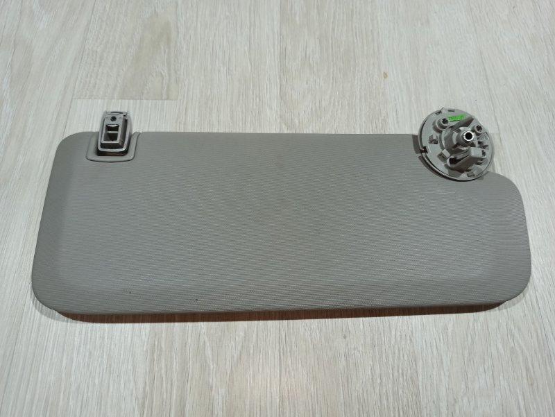 Козырек солнцезащитный Opel Astra J ХЭТЧБЕК 5Д A14XER 2011 правый (б/у)
