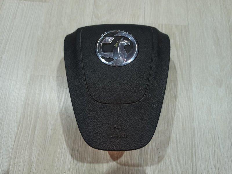Аирбаг водителя Opel Astra J ХЭТЧБЕК 5Д A14XER 2011 (б/у)