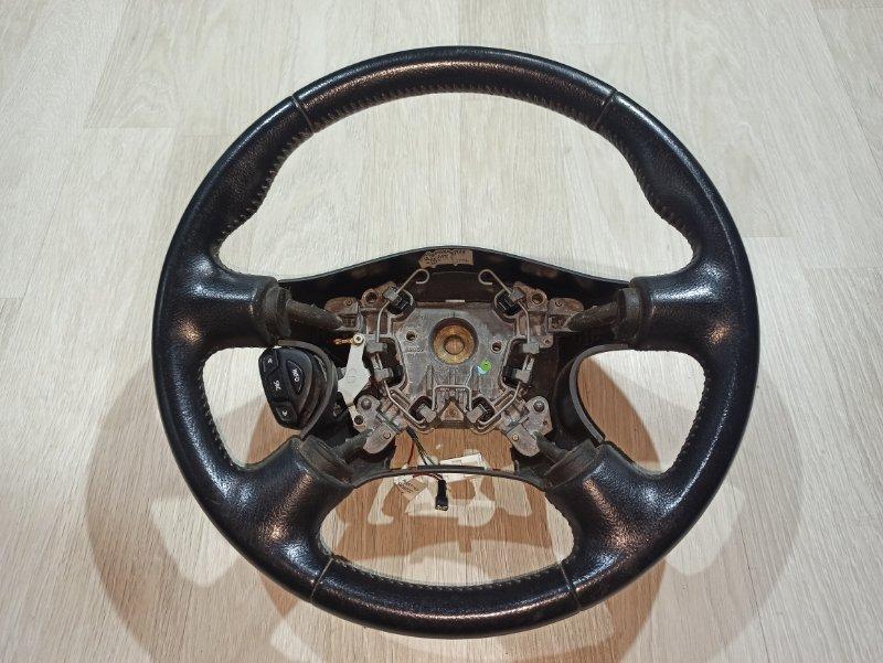 Руль Nissan Primera P12 УНИВЕРСАЛ QG18DE 2004 (б/у)