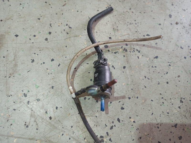 Моторчик омывателя Nissan Primera P12 УНИВЕРСАЛ QG18DE 2004 (б/у)