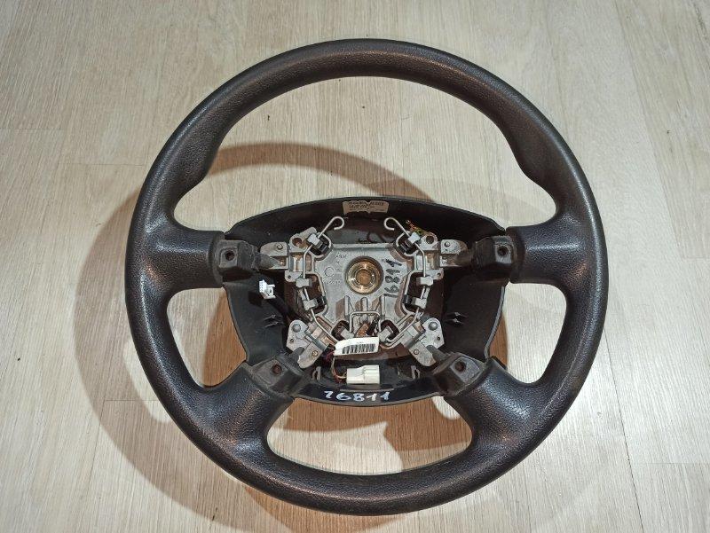 Руль Nissan Primera P12 ЛИФТБЕК QG18DE 2005 (б/у)