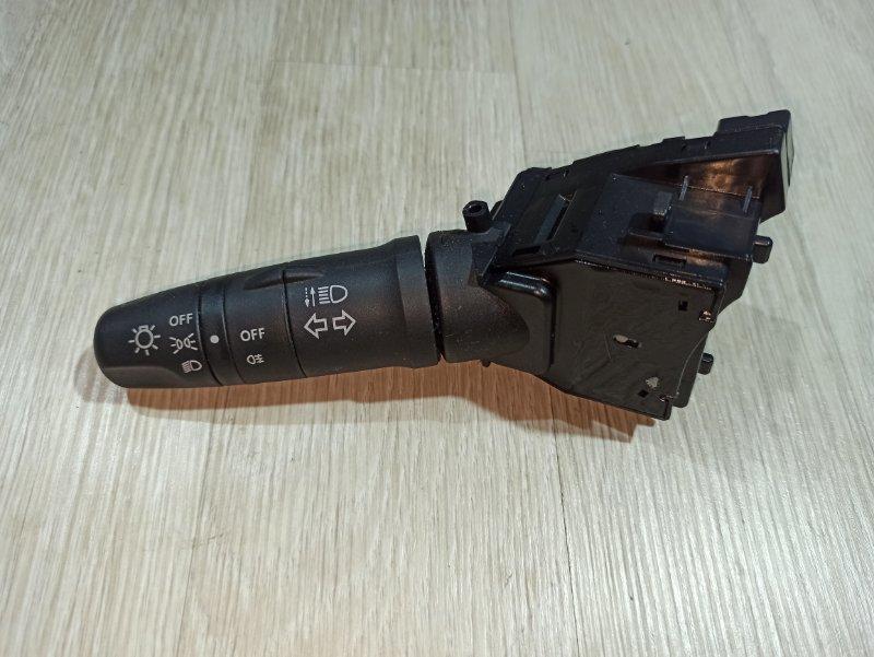 Переключатель поворотов Nissan Primera P12 ЛИФТБЕК QG18DE 2005 (б/у)