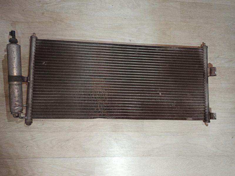 Радиатор кондиционера Nissan Primera P12 ЛИФТБЕК QG18DE 2005 (б/у)