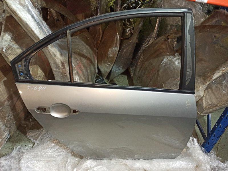 Дверь Nissan Primera P12 ЛИФТБЕК QG18DE 2005 задняя правая (б/у)