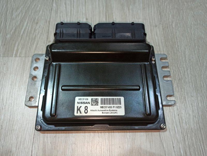 Блок управления двс Nissan Primera P12 ЛИФТБЕК QG18DE 2006 (б/у)