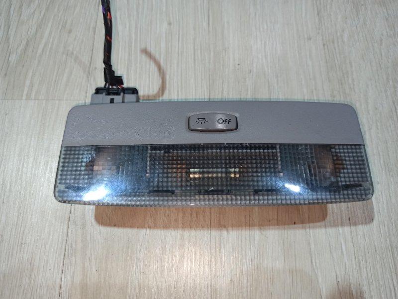 Плафон салона Nissan Primera P12 ЛИФТБЕК QG18DE 2006 задний (б/у)