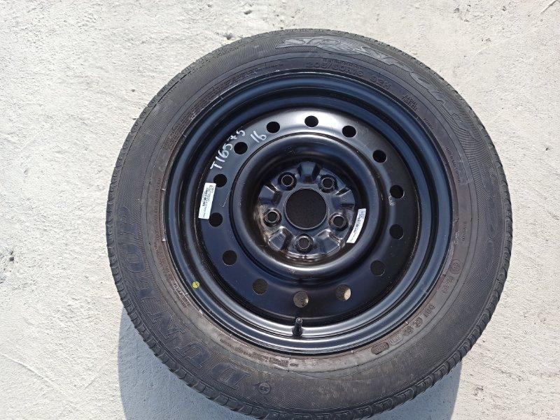 Диск штампованный Nissan Primera P12 УНИВЕРСАЛ QG18DE 2004 (б/у)