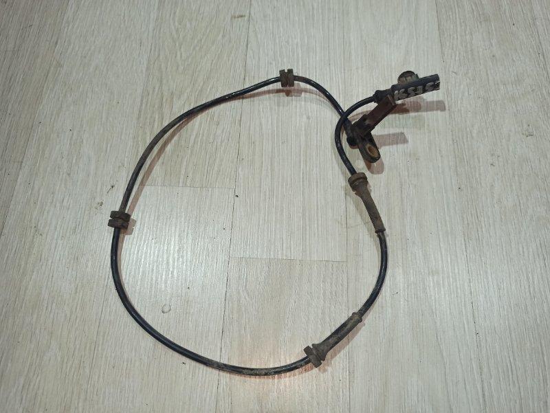 Датчик abs Nissan Primera P12 УНИВЕРСАЛ QG18DE 2004 задний правый (б/у)