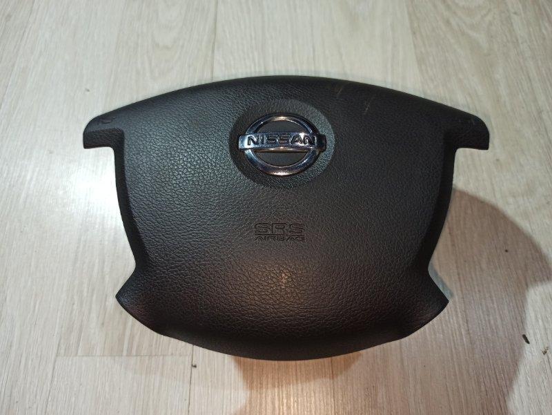 Аирбаг водителя Nissan Primera P12 ЛИФТБЕК QG18DE 2006 (б/у)