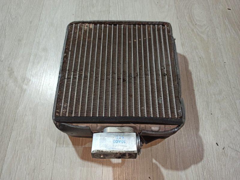 Радиатор кондиционера Nissan Primera P12 ЛИФТБЕК QG18DE 2006 (б/у)