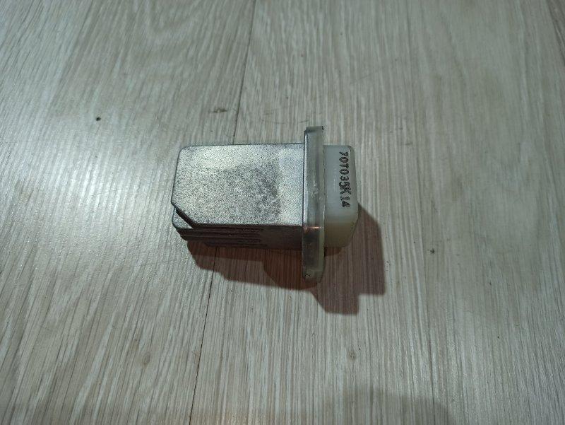 Реостат печки (резистор) Nissan Primera P12 ЛИФТБЕК QG18DE 2006 (б/у)