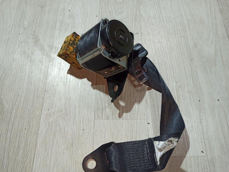 Ремень безопасности Nissan Primera P12 ЛИФТБЕК QG18DE 2006 задний (б/у)