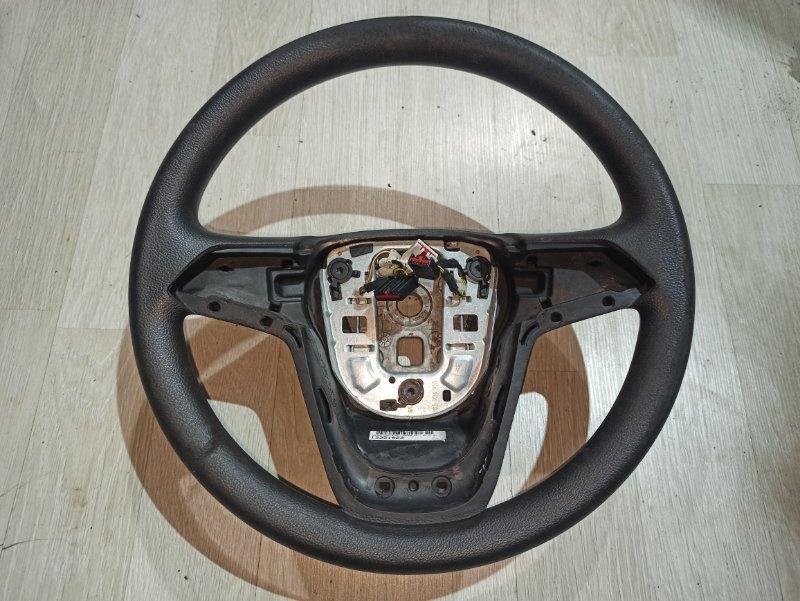 Руль Opel Astra J ХЭТЧБЕК 5Д A14XER 2011 (б/у)