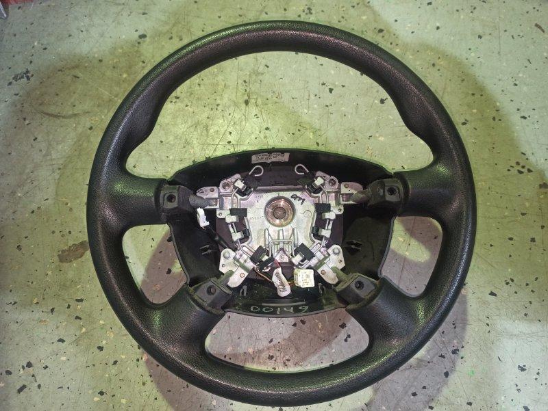 Руль Nissan Primera P12 ЛИФТБЕК QG18DE 2006 (б/у)