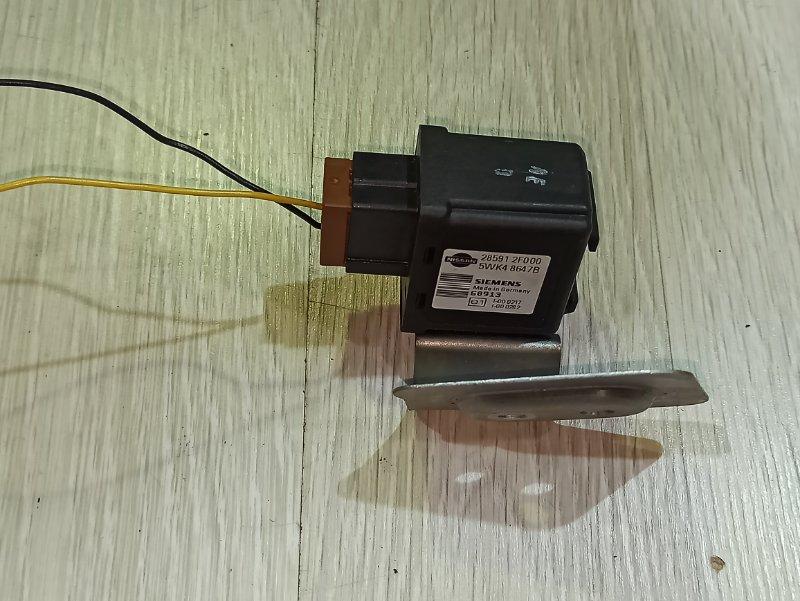 Иммобилайзер блок Nissan Primera P12 ЛИФТБЕК QG18DE (б/у)