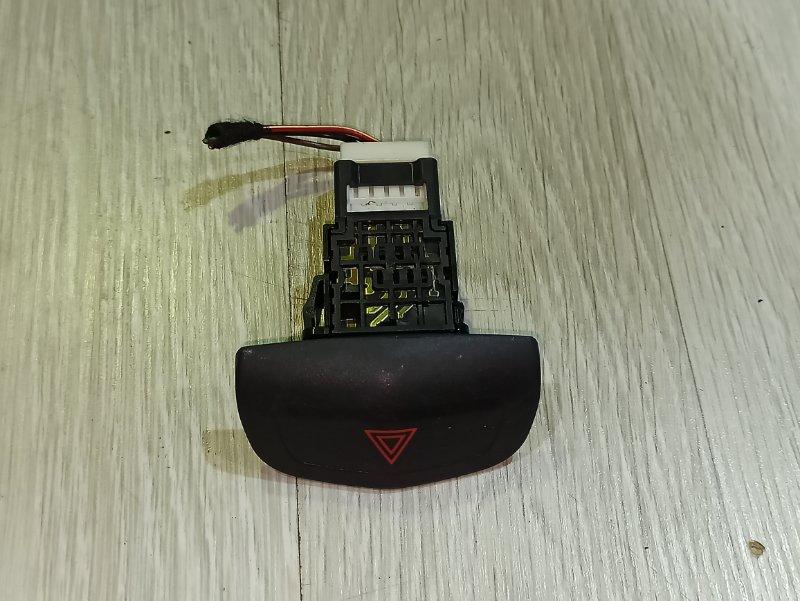 Кнопка аварийной сигнализации Nissan Primera P12 ЛИФТБЕК QG18DE (б/у)