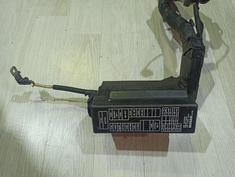 Блок предохранителей Nissan Primera P12 ЛИФТБЕК QG18DE 2004 (б/у)