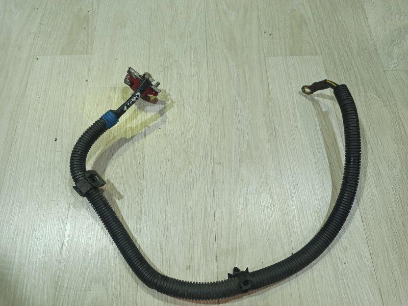 Проводка (клемма аккумулятора) Nissan Primera P12 ЛИФТБЕК QG18DE 2004 (б/у)