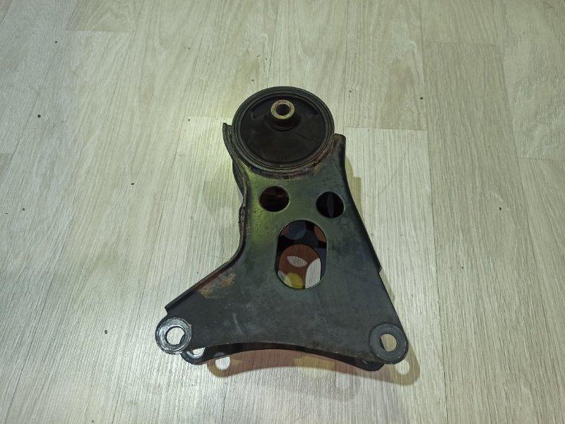 Подушка двигателя (опора) Nissan Primera P12 СЕДАН QR20DE задняя (б/у)