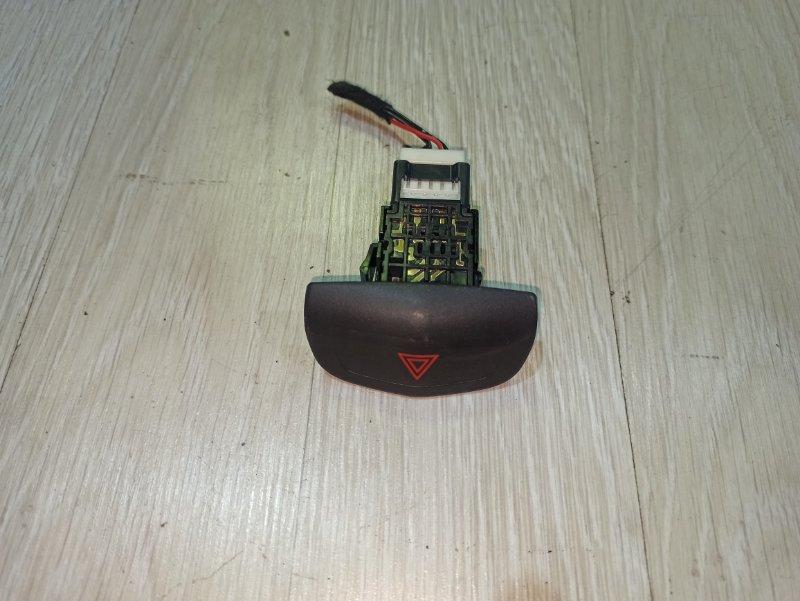 Кнопка аварийной сигнализации Nissan Primera P12 СЕДАН QR20DE (б/у)