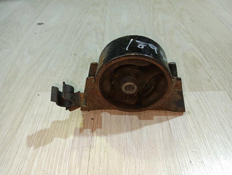 Подушка двигателя (опора) Nissan Primera P12 СЕДАН QR20DE передняя (б/у)