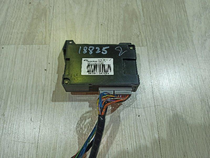 Блок управления климат-контролем Nissan Primera P12 ЛИФТБЕК QG18DE (б/у)
