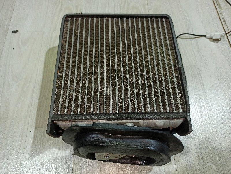 Испаритель кондиционера. Nissan Primera P12 ЛИФТБЕК QG18DE (б/у)