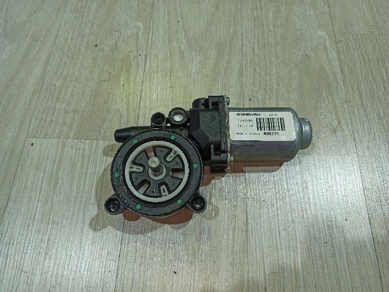 Мотор стеклоподъемника Nissan Primera P12 ЛИФТБЕК QG18DE 2004 левый (б/у)