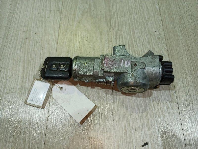 Замок зажигания Nissan Primera P12 ЛИФТБЕК QG18DE (б/у)