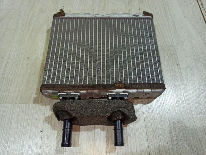 Радиатор печки Nissan Primera P12 ЛИФТБЕК QG18DE 2004 (б/у)