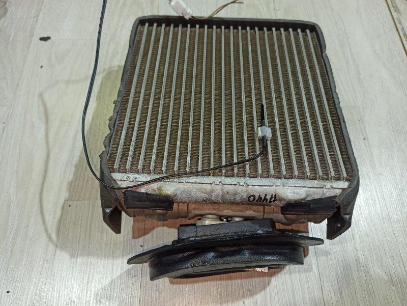 Испаритель кондиционера. Nissan Primera P12 ЛИФТБЕК QG18DE 2004 (б/у)