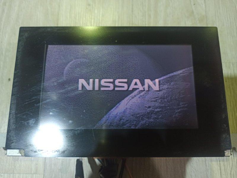 Монитор Nissan Primera P12 СЕДАН QR20DE (б/у)