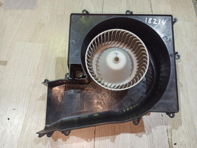Мотор печки Nissan Primera P12 СЕДАН QR20DE (б/у)