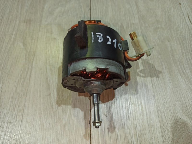 Мотор печки Nissan Primera P12 ЛИФТБЕК QG18DE (б/у)