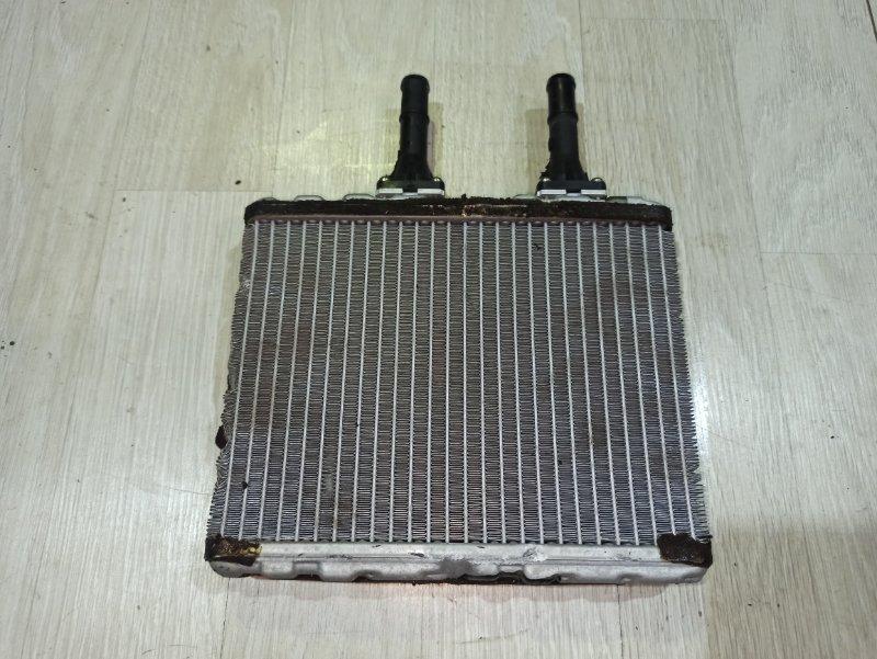 Радиатор печки Nissan Primera P12 ЛИФТБЕК QG18DE (б/у)