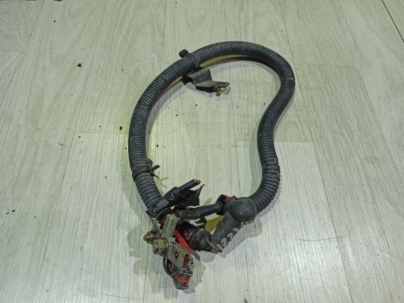 Проводка (клемма аккумулятора) Nissan Primera P12 СЕДАН QR20DE (б/у)