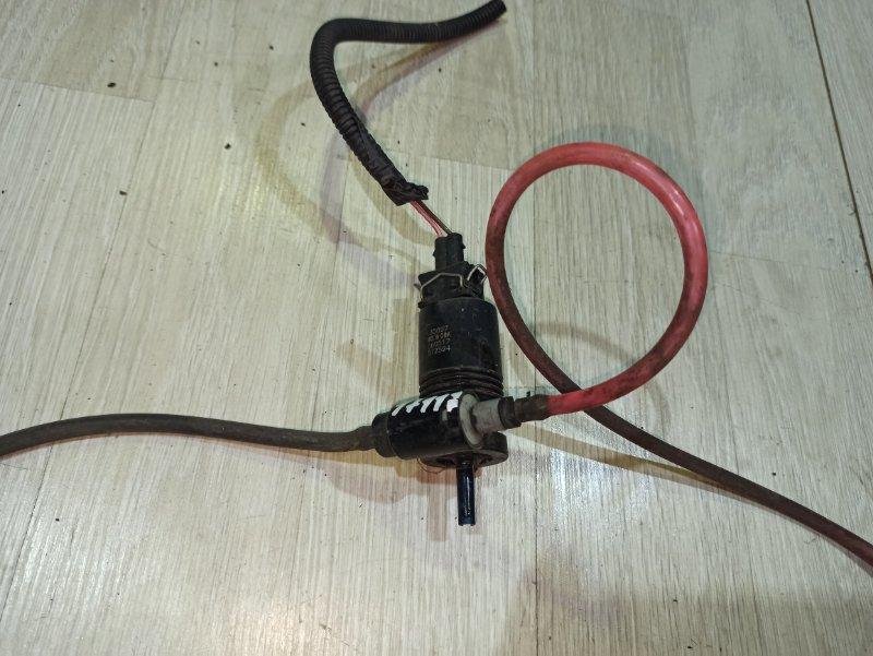 Моторчик омывателя Nissan Primera P12 ЛИФТБЕК QG18DE (б/у)