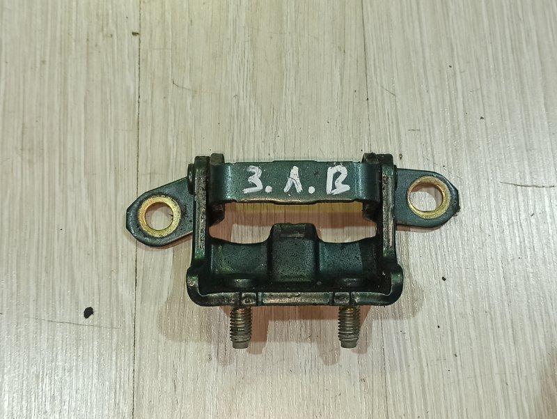 Петля двери Nissan Primera P12 ЛИФТБЕК QG18DE задняя левая (б/у)