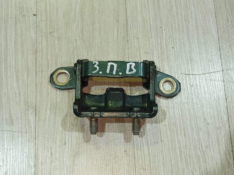 Петля двери Nissan Primera P12 ЛИФТБЕК QG18DE задняя правая (б/у)