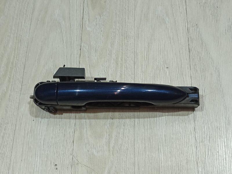 Ручка двери внешняя Nissan Primera P12 СЕДАН QR20DE правая (б/у)