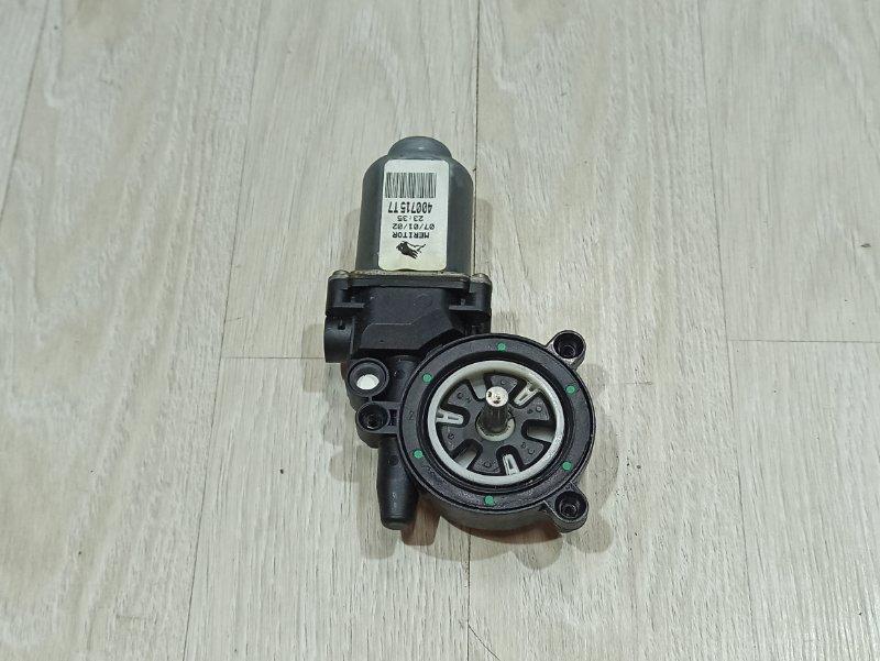 Мотор стеклоподъемника Nissan Primera P12 СЕДАН QR20DE левый (б/у)
