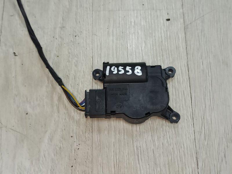 Моторчик заслонки отопителя Opel Astra H GTC Z18XER (б/у)