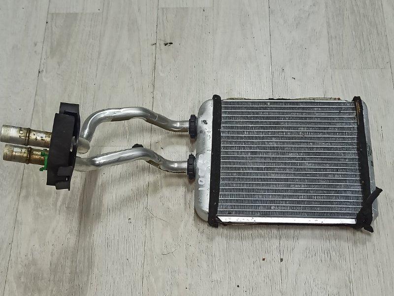 Радиатор печки Opel Astra H GTC Z18XER (б/у)