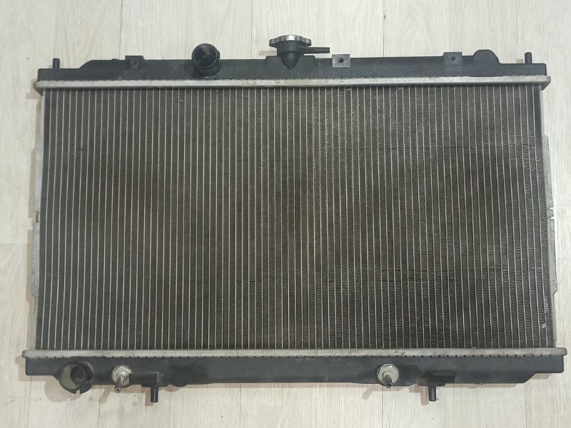 Радиатор двс Nissan Primera P12 СЕДАН QR20DE (б/у)