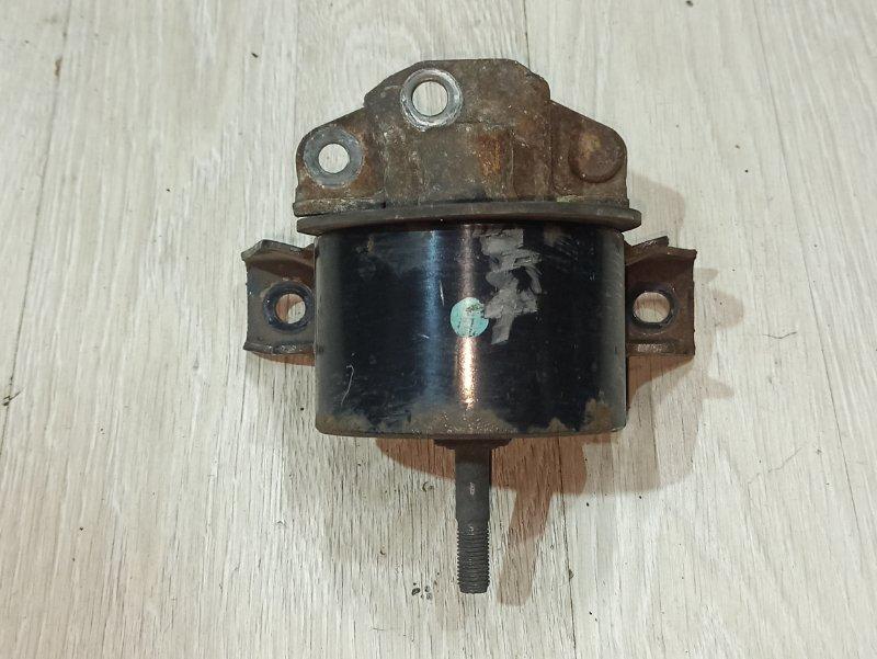 Подушка двигателя (опора) Nissan Primera P12 ЛИФТБЕК QG18DE правая (б/у)